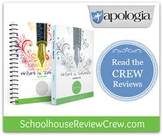 Children often learn best when they have a good example to follow. Writers in Residence, from Apologia Educational Ministriesis a writing program that aims to develop strong writing skills while g...