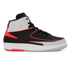 new product d0554 f7e8c Jordan Air Jordan Retro 2 Bg 395718-023 Sneakers — Sale at  CrookedTongues.com