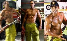 Three for the price of one today! Happy #FiremanFriday everyone!