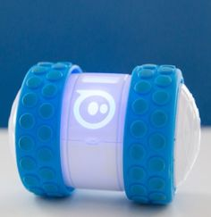 Ollie is a remote control robot toy that takes commands from your iPhone or Android device.