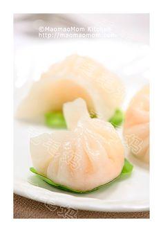 【Steamed Shrimp Dumplings Har Gow】