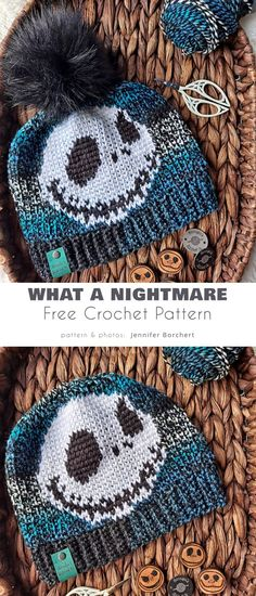 Bag Patterns To Sew, Sewing Patterns, Crochet Patterns, Hat Patterns, Crochet Ideas, Crochet Beanie, Knitted Hats, Crochet Hats, Knitting Projects