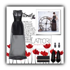 """LATTORI 18"" by christine-792 ❤ liked on Polyvore featuring Arco, Lattori, Alexander Wang, David Yurman, Jimmy Choo and lattori"