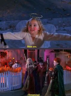 Film Quote 23 reasons why Hocus Pocus is the best Halloween movie ever! Best Halloween Movies, Cool Halloween Costumes, Fall Halloween, Happy Halloween, Halloween Makeup, Halloween Stuff, Halloween Inspo, Halloween Table, Halloween Pictures