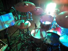 The drums of Dr. Emmett Ientilucci. Catch up with him at http://www.trackdrummer.com