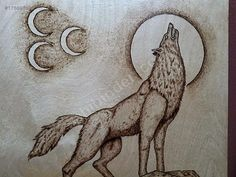 Garage Walls, Pencil Portrait, Dremel, Wood Burning, Wood Crafts, Moose Art, Wolf, Carving, Drawings