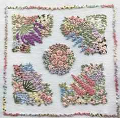 Getting to Know Brazilian Embroidery - Embroidery Patterns Brazilian Embroidery Stitches, Types Of Embroidery, Rose Embroidery, Embroidery Patterns, Bullion Embroidery, Hardanger Embroidery, Embroidery Supplies, Satin Stitch, Embroidery Techniques