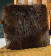 Beaver Fur Products | Fur for Sale : Adirondack Beaver Blankets