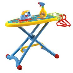 PlayGo Housework Ironing Set Piece) >>> Find out more about the great product at the image link. Toys For Girls, Kids Toys, Toddler Toys, Disney Baby Clothes, Baby Doll Accessories, How To Iron Clothes, Iron Board, Baby Alive, Coat Hanger