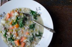 Scotch Broth, a humb