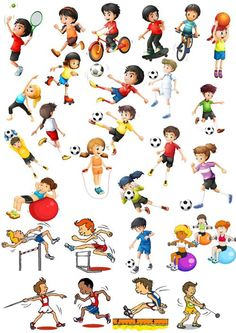 Клипарт Зарядка Спорт Dragon Sports, Kindergarten Classroom Setup, Physical Activities For Kids, Kindergarten Portfolio, Shiva Photos, School Images, English Lessons For Kids, School Clipart, H&m Kids
