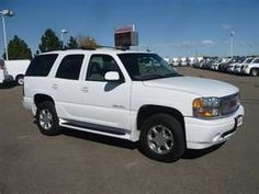 Awesome GMC 2017: Summit White 2005 GMC Yukon Denali with Sandstone seats... Check more at http://cars24.top/2017/gmc-2017-summit-white-2005-gmc-yukon-denali-with-sandstone-seats/