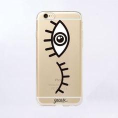 Capinha para celular Eyes