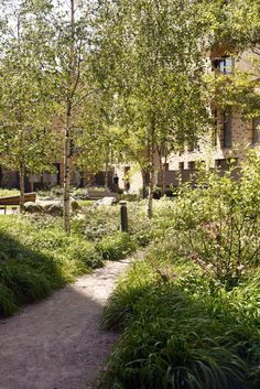 Best  courtyard Townshend Landscape Architects Landscape Architecture Works Landezine