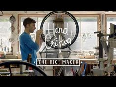 (3) Hand Crafted | The Bike Maker - Naked Bicycles - YouTube