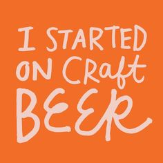 . Typography Quotes, Typography Letters, Lettering, Craft Beer, Branding Design, How To Draw Hands, Change, Drink Beer, Hipsters