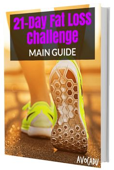 21-Day Fat Loss Challenge Book