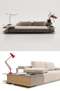 Modern sofas are available in all of shapes, sizes and colours, and they come in different design. Regardless of what style you want, there are modern sofas design that you never seen before. Sofa Furniture, Furniture Design, Furniture Plans, Kids Furniture, White Sofa Design, Modern Sofa Designs, Living Room Sectional, Sectional Sofas, Leather Sectional