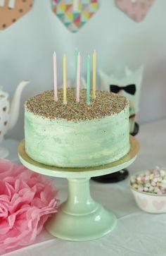 KakkuKatri: Minttusuklaakakku