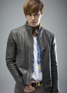 Yunho of TVXQ (東方神起)