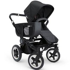 Bugaboo - Donkey All Black Edition The newest, darkest and savviest addition to Bugaboo's All Black special collection: The Bugaboo Donkey All Black. Whether you're out shopping with one, two or three kids, sporting the Bugaboo Donkey All Black you'll always look the part.