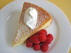 :pastry studio: Lemon Curd Cake