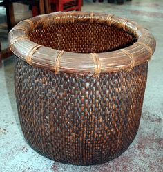 OLd Chinese basket, so beautyful