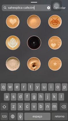"""""""sahexplica cafezim"""" Tips Instagram, Instagram Emoji, Instagram Editing Apps, Iphone Instagram, Ideas For Instagram Photos, Creative Instagram Photo Ideas, Story Instagram, Instagram And Snapchat, Instagram Design"""