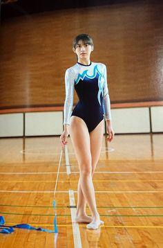 Lingcaran: 画像 in 2020 Kids Leotards, Gymnastics Leotards, Cute Asian Girls, Cute Girls, Beautiful Athletes, Poses References, Cute Japanese Girl, Gymnastics Girls, Sporty Girls