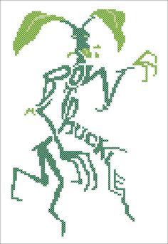 BOGO FREE! NEW Fantastic Beasts The Bowtruckle  Harry Potter original pattern-cross stitch pdf Pattern - pdf pattern instant download #221 by Rainbowstitchcross on Etsy