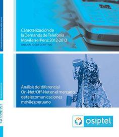 'Caracterización de la Demanda de Telefonía Móvil en el Perú 2012-2013' realiza un reporte de los resultados de la Encuesta Residencial de Servicios de Telecomunicaciones 2012 y 2013, con relación a las características de la demanda del servicio de telefonía móvil. Los resultados obtenidos indican que la demanda de los servicios de telefonía móvil dependería de características geográficas, demográficas y económicas. Consíguelo en iTunes: http://apple.co/1Uqm4Ox o Amazon: http://amzn.