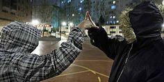 Policía de Barcelona persigue la banda Latin Kings