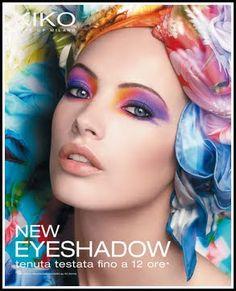 New Eyeshadow Kiko Make Up Milano