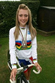 Five minutes with Laura Trott (before the two gold medals)