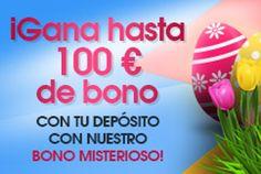 el forero jrvm y todos los bonos de deportes: casino 777 gana hasta 100 euros semana santa 13-16...