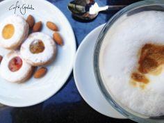 Cafe Latte at Cafe Galata