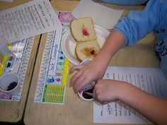 Procedural Writing -- How to make a peanut butter sandwich