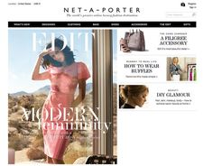 Net-a-porter to include beauty products  Recommended by: DanCamacho.com/products