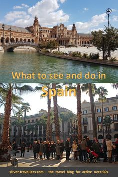 Spain is an amazing holiday destination that has a lot to offer other than its exquisite landscape. Check out the not to be missed highlights.  #spain #silvertravellers #nature #culture #citytrip #madrid #barcelona #valencia #citybreak #travelinspiration Spain Travel, Us Travel, Places To Travel, Places To Visit, Girls Vacation, Girls Getaway, Holiday Destinations, Travel Destinations, Madrid Barcelona