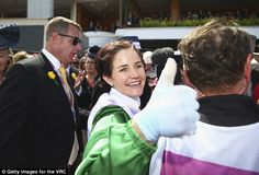 Mark Latham has criticised Melbourne Cup winner Michelle Payne's accusation that the racing industry is a 'chauvinistic sport' and slammed her comment as 'an unusual move. Melbourne Cup Winners, Names Of Artists, Spring Racing, Racehorse, Sports Stars, Slammed, Sports Women, Role Models, Horses