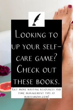 Want to take better care of yourself? Check out these self-care books to help you do the hard work of taking care of you. #selfcare #intentional Writing Resources, Writing Tips, Time Management Strategies, Creativity Exercises, Stress Symptoms, Effects Of Stress, Mindfulness Activities, How To Stop Procrastinating, What Book