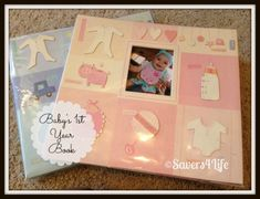 DIY Baby's 1st Year Book - Savers4Life