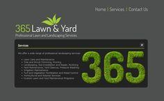 365Lawn&Yard- re:branding