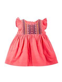 Dido Embroidery Dress & Knicker