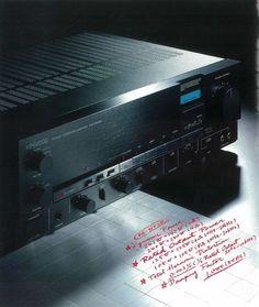 Dynamic Power 1985 - KENWOOD KA-990SD