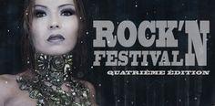 ROCK'N FESTIVAL / 4ème édition le 28 mars 2015 prochain/ Wishbone Ash & Crucified Barbara à l'affiche déjà pour le moment AU FORUM DE CHAUNY http://www.acetaatprod.com/