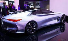 2014 Paris Motor Show: Infiniti Q80