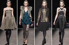 080 Barcelona Fashion otoño-invierno 2013-2014
