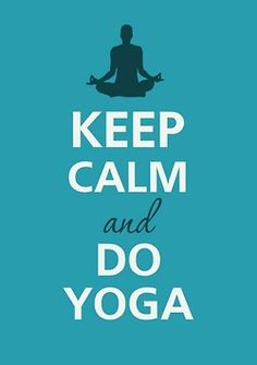 I sound like such a hippie by pinning this, but it's completely true. Yoga is good for the soul and is a good way to end your days!