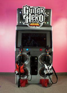 guitar arcade machine for sale
